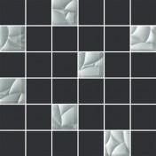 Esten Grafit/Silver Mozaika Mix 29.8х29.8
