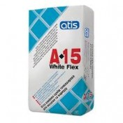 Клей Atis A-15 White Flex 25 кг